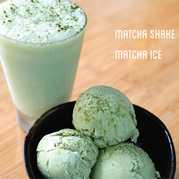 Homemade Matcha